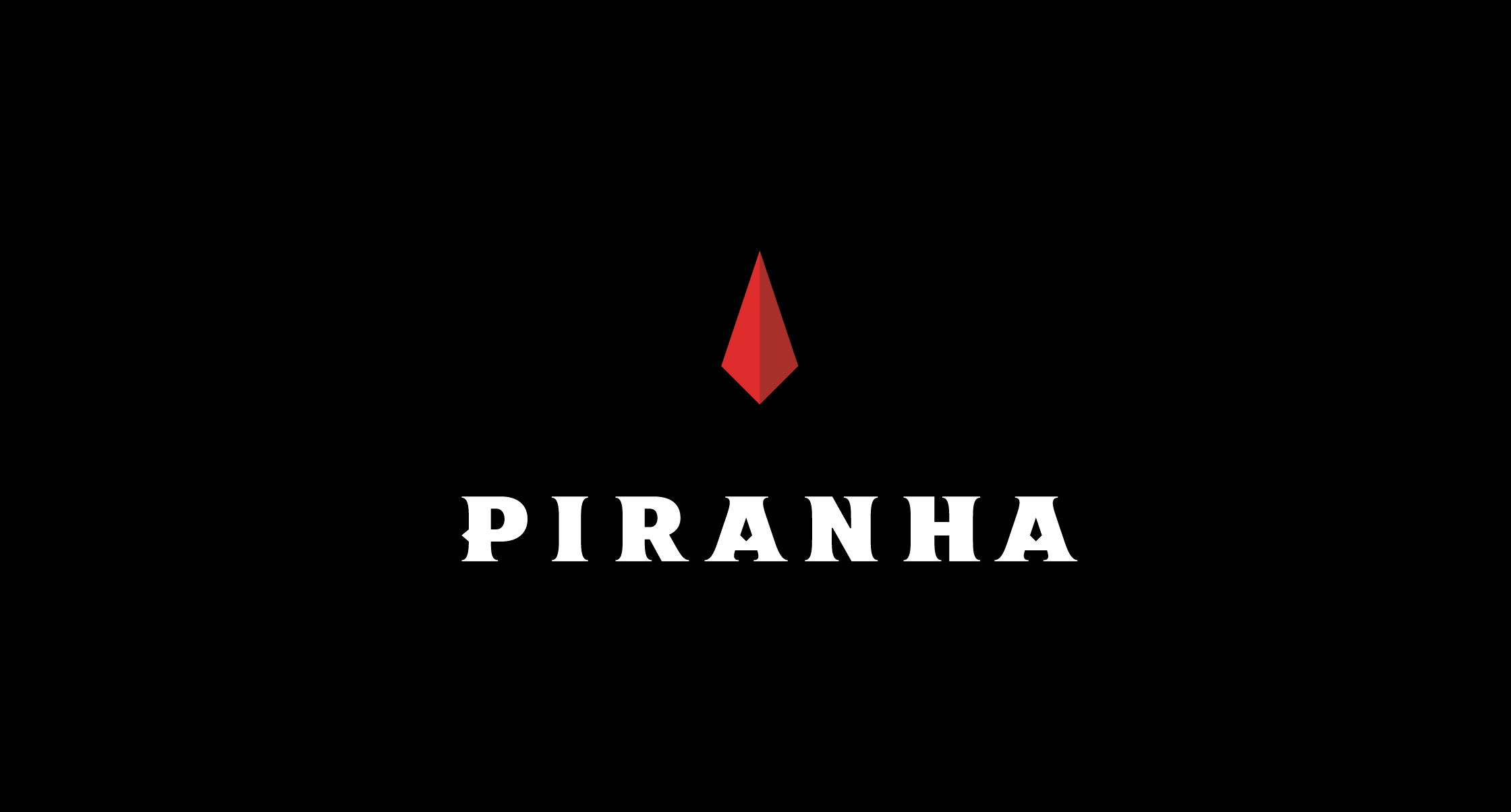 New logo design piranha hunger for more possibility 1 - Possibility™ - Design a healthier and more sustainable future. -