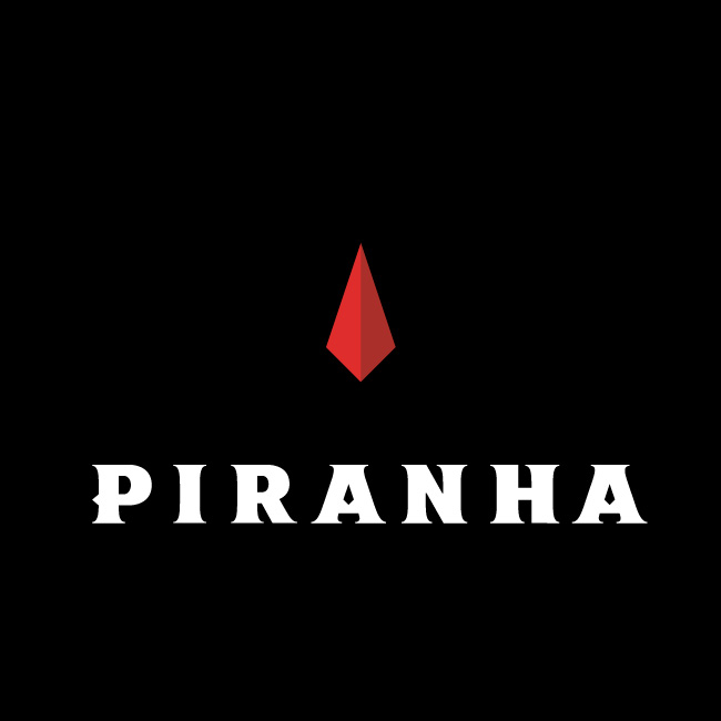New logo design piranha hunger for more possibility - Possibility™ - Design a healthier and more sustainable future. -